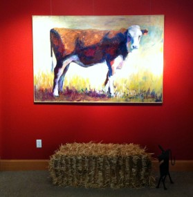 Barn Dance At Danville's Village Theater Gallery, 2013