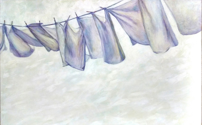 Laundry/Memory By Marcy Wheeler