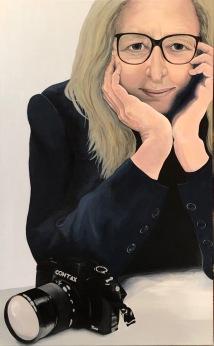 Annie Leibovitz By Sharon Tama